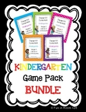 Engage New York / Eureka Math Kindergarten Game Bundle