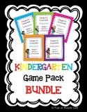 Engage New York / Eureka Math Kindergarten Game Bundle