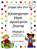 Engage New York / Eureka Application Problems Kindergarten Module 5
