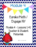 Engage New York / Eureka Math Mod 4 Teacher and Student Ma