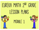 Engage New York / Eureka Math Module 1 Second Grade Lesson Plans