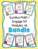 Engage New York / Eureka Math Modules 1-6 Bundle {Kindergarten}
