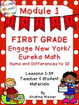 Engage New York / Eureka Teacher and Student Materials Fir