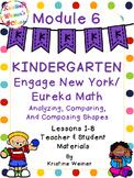 Engage New York / Eureka Teacher and Student Materials Kinder Module 6