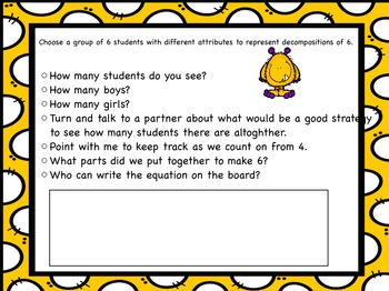 Engage NY First Grade Module 1 Lesson 4