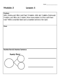 Engage New York First Grade Module 2 Application Problems