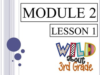 Engage New York Grade 3 Math Module 2 All 21 Lessons ENY 3rd