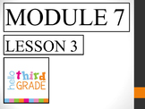 Engage New York Grade 3 Math Module 7 All 34 Lessons ENY 3rd