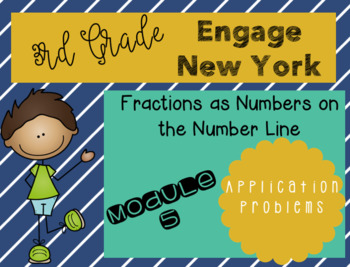 Engage New York Grade 3 Module 5 Application Problems
