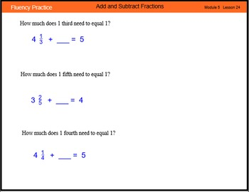 Engage New York Math Grade 4 Module 5 Lesson 24 Smart Notebook File