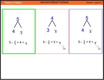 Engage New York Math Grade 4 Module 5 Lesson 24 Smart Note