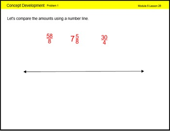 Engage New York Math Grade 4 Module 5 Lesson 26 Smart Notebook File