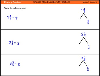 Engage New York Math Grade 4 Module 5 Lesson 32 Smart Notebook File