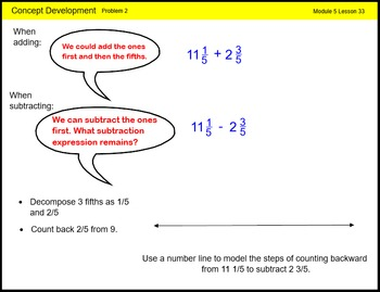 Engage New York Math Grade 4 Module 5 Lesson 33 Smart Notebook File