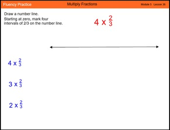 Engage New York Math Grade 4 Module 5 Lesson 36 Smart Notebook File