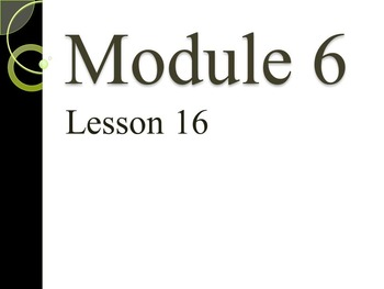 Engage New York Grade 4 Math Module 6 All 16 Lessons