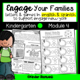 Engage New York Letters and Games: Kindergarten, Module 4