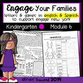 Engage New York Letters and Games: Kindergarten, Module 6