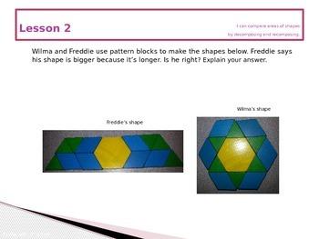 Engage New York Math 3rd Grade Module 4 PowerPoint