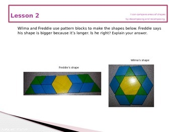 Engage New York Math 3rd Grade Module 4 PowerPoint
