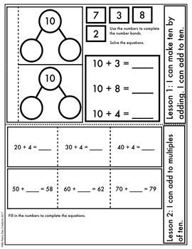 Engage New York Math Aligned Interactive Notebook: Grades 1 - 5, Complete Bundle