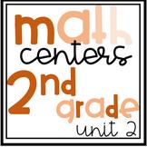 ~Eureka Math Centers~2nd Grade (Module 2)