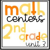 ~Eureka Math Centers~2nd Grade (Module 3)