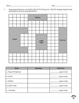 Engage New York Math Grade 3 Module 4 Assessments
