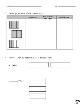 Engage New York Math Grade 3 Module 5 Assessments