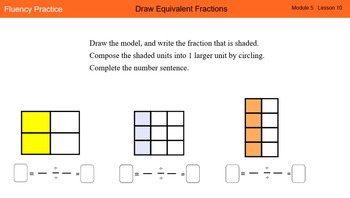 Engage New York Math Grade 4 Module 5 Lesson 10 Smart Notebook File