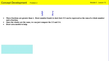 Engage New York Math Grade 4 Module 5 Lesson 15 Smart Notebook File