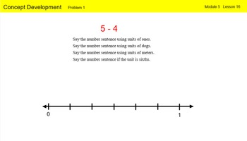 Engage New York Math Grade 4 Module 5 Lesson 16 Smart Notebook File