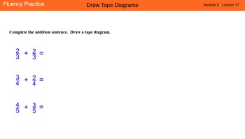 Engage New York Math Grade 4 Module 5 Lesson 17-18 Smart Notebook File