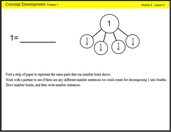 Engage New York Math Grade 4 Module 5 Lesson 2 Smart Notebook File