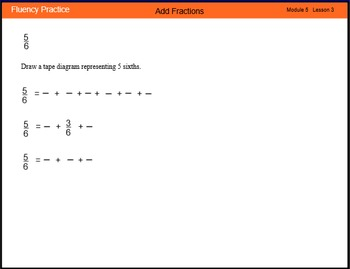 Engage New York Math Grade 4 Module 5 Lesson 3 Smart Noteb
