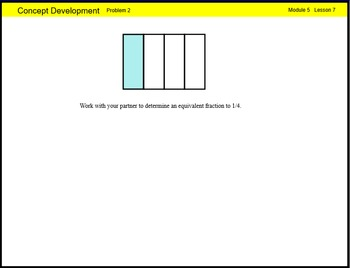 Engage New York Math Grade 4 Module 5 Lesson 7 Smart Notebook File