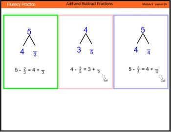 Engage New York Math Grade 4 Module 5 - Full Module (1-41) Smart Notebook File