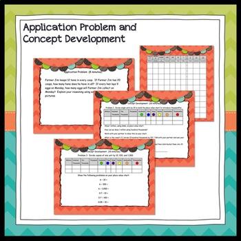 Engage New York (Eureka) Math Grade 5-MODULE 1 Topics A-F SMART Notebook