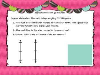 Engage New York (Eureka) Math Grade 5-Module 1 Topic C SMART Notebook