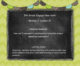 Engage New York (Eureka) Math Grade 5-Module 2 Topic C SMART Notebook