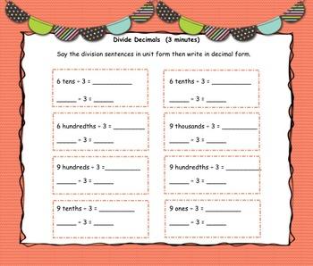 Engage New York (Eureka) Math Grade 5-Module 2 Topic F SMART Notebook