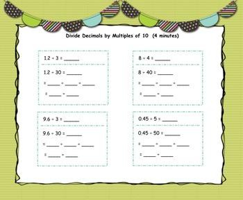 Engage New York (Eureka) Math Grade 5-Module 2 Topic G SMART Notebook