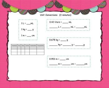 Engage New York (Eureka) Math Grade 5-Module 2 Topic H SMART Notebook
