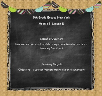 Engage New York (Eureka) Grade 5-Module 3 Topic C SMART Notebook