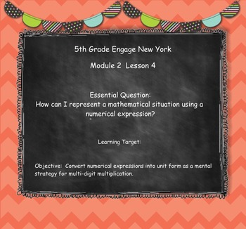 Engage New York (Eureka) Grade 5-Module 2 Topic B SMART Notebook