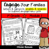New York Math Letters and Games: First Grade, Module 1