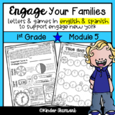 Engage New York Math Letters and Games: First Grade, Module 5