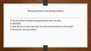 Engage New York Math: Module 1 Lesson 3