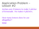 Engage New York Math Module 1 - Multiplication