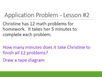 Engage New York Math Module 2 - Measurement
